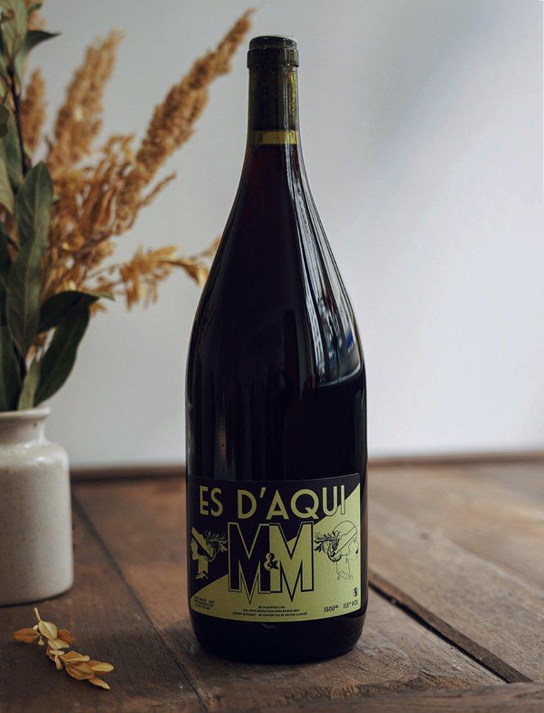 Magnum Es d'aqui M & M Rouge 2017, Jean-Louis Pinto