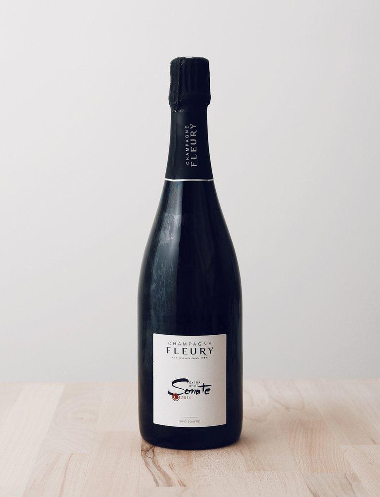 Champagne Sonate 2011, Champagne Fleury