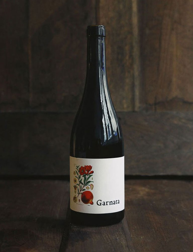 Garnata 2012 rouge, Bodega Barranco Oscuro